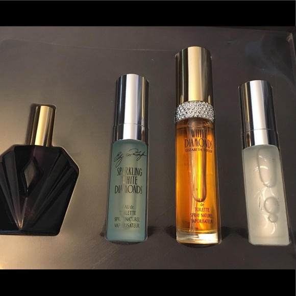 Elizabeth Taylor Other - FREE jade roller with NEW White Diamonds Fragrance